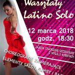 Warsztaty latino solo 2018 s