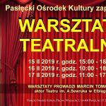 warsztaty teatralne luty 2019s