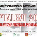 Talent 2016 xs