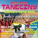 letni oboz taneczny 2019 s