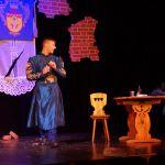 """Spektakl teatralny """"Zemsta"""" na deskach sali widowisko-kinowej POK 22 i 23 września 2021"""
