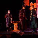"""Spektakl teatralny """"Zemsta"""" na deskach sali widowisko-kinowej POK 11.10.21"""